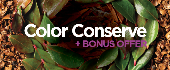 Color Conserve Bonus Offer
