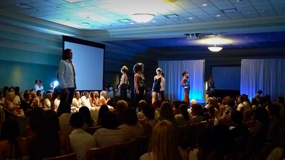 White Night Benefit and Fashion Show- A Huge Success